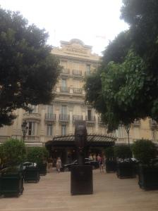 Taxi Nice Airport Hotel Hermitage Monte Carlo Monaco