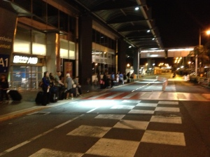 You really want to wait for a taxi Nice Aiport?
